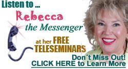 Listen to FREE Teleseminars - Prosperity. EFT. Psychic, Healing Teleseminars